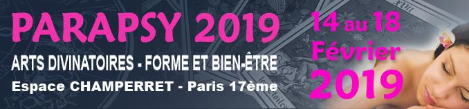 Salon Parapsy Paris 2019