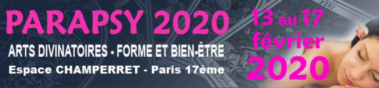 Salon Parapsy Paris 2020