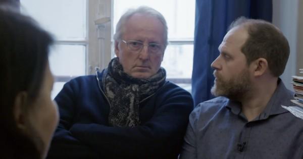 TV 2 Norway - Magda donne une voyance à un chef étoilé norvégien